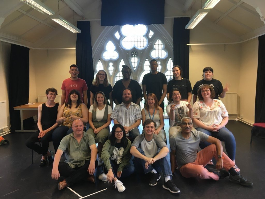 London playwright intensive