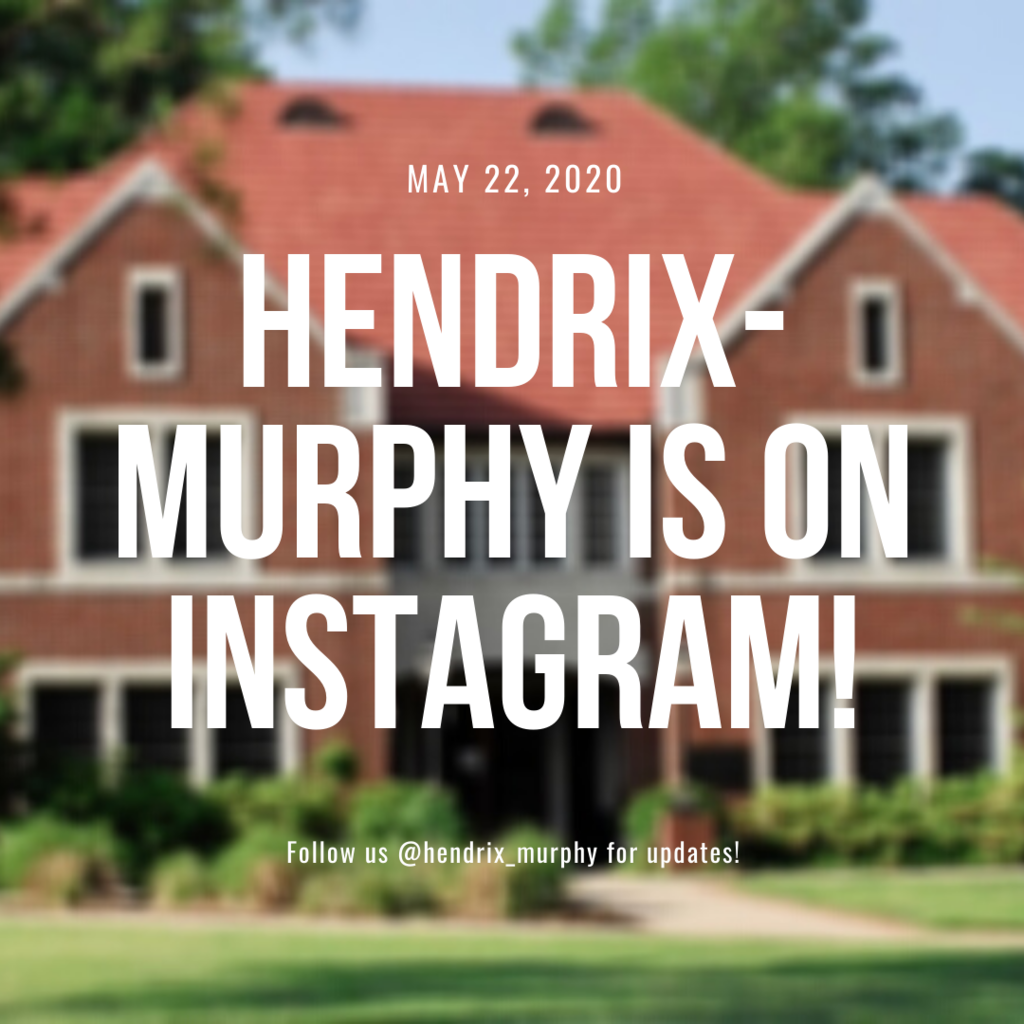 Hendrix-Murphy is on instagram