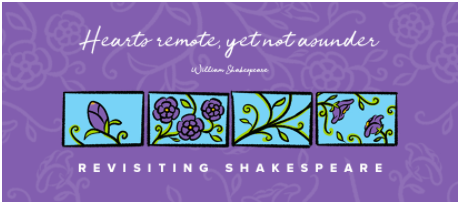 Revisiting Shakespeare logo
